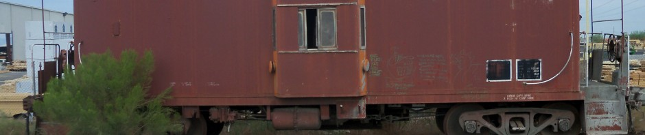 odd caboose returns….